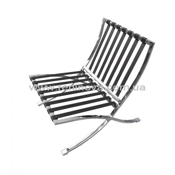 Хромированные базы кресел, столов, барных стульев
